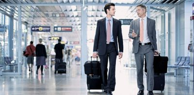 business traveler enter Canada with DUI