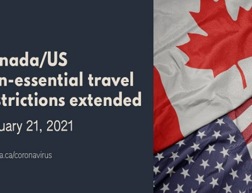 """Who are considered """"essential"""" travelers to Canada during the COVID-19 (coronavirus) restrictions?"""
