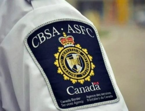 How Do Canadian Border Agents  Know that I Have a Criminal Record?