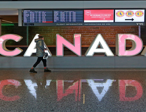 Can I travel to Canada to visit my family during the COVID-19 (coronavirus) restrictions?